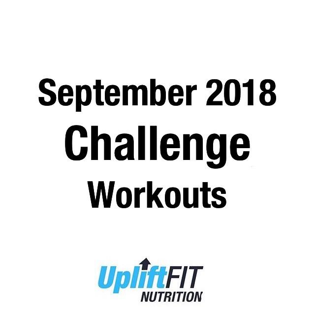 September 2018 Challenge Workout Testimonials