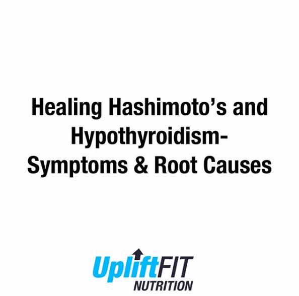 Healing Hashimoto's and Hypothyroidism: the No BS Ultimate Guide