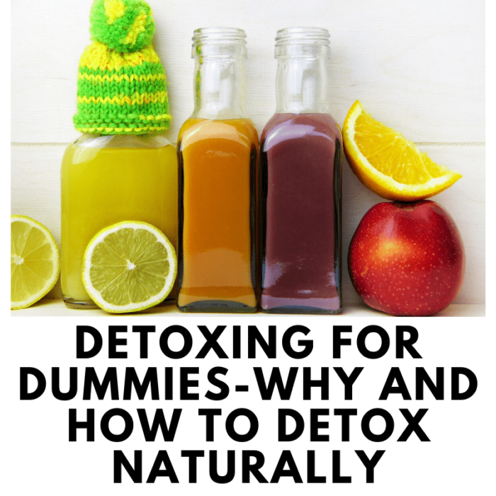 Liver Detoxification for Dummies- Why and How to Detox Naturally