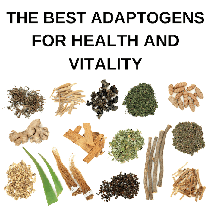 the best adaptogens for health and vitality