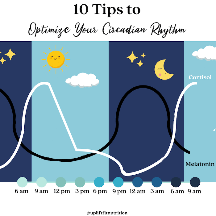 10 tips to optimize your circadian rhythm uplift fit nutrition